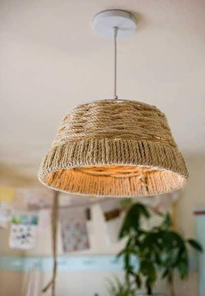 modern interior decorating ideas  ways  enjoy natural rope decor