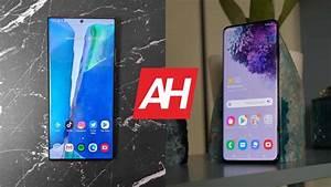 Phone Comparisons  Samsung Galaxy Note 20 Ultra Vs Samsung