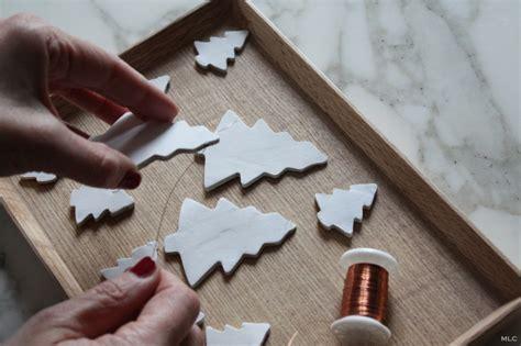 fabriquer canap soi meme petits sapins fait maison pour de beaux cadeaux de noël déco