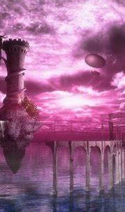 PINK FANTASY - Fantasy & Abstract Background Wallpapers on ...