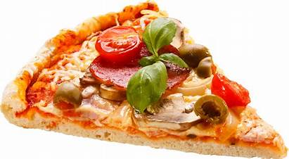 Pizza Half Italian Clipart Transparent Pica Klasika