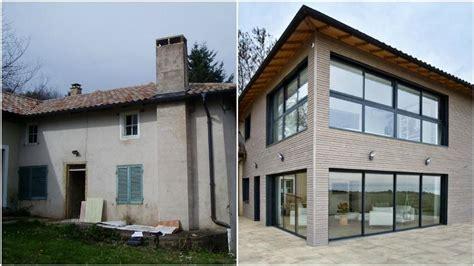 Maison Renover Avant Apres 4384 by Avant Apr 232 S La R 233 Novation Audacieuse D Une Fermette Du