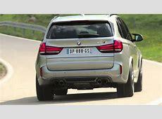 Essai BMW X5 M V8 44 575ch YouTube