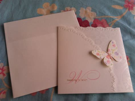 primer de boda invitaciones my daugther like to do craft