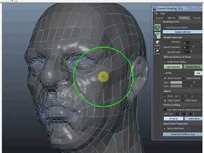 Modeling Tools Maya Diamant Retopology Cg Modelling