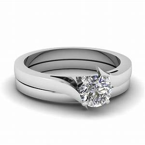 simple wedding rings fascinating diamonds With simple wedding ring sets
