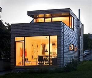 Kleine Moderne Häuser : h user award 2012 kosteng nstige h user architektur ~ Lizthompson.info Haus und Dekorationen