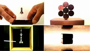 7 Amazing Tricks with Magnets - YouTube