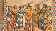 Medieval Music: Guillaume de Machaut | Playlist - YouTube