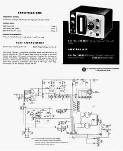E F Johnson Viking Courier Linear Amplifier Service Manual