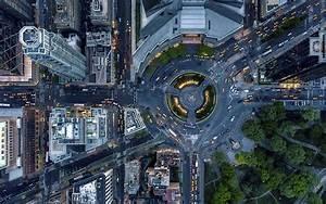 A bird's-eye view of New York by Jeffrey Milstein, in ...