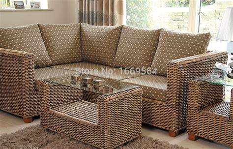 Salon de jardin jardin pas cher meubles en rotin salon en osier rotin canapu00e9 dans Jardin Canapu00e9s ...