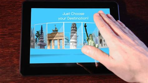 Travel Agency Advert Videohive Free Download After Effects Template by Online Travel Agency Advert After Effects Template