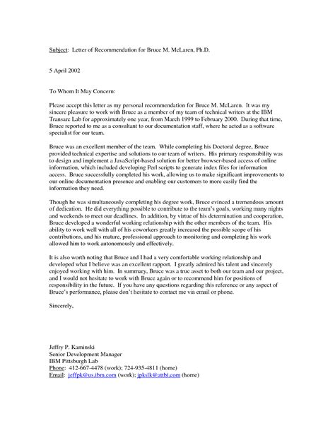 letter for recommendation examples of letters of recommendation bbq grill recipes