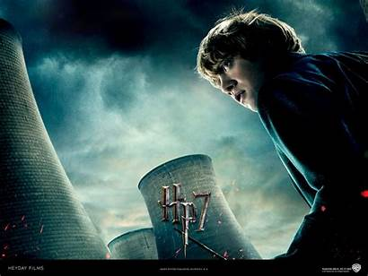 Potter Harry Deathly Hallows Ron Wallpapers 4k