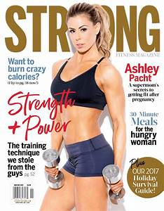 Print - STRONG Vol 5. Issue 25 - November 2017 - Ashley ...