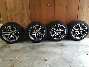 "Ford Mustang SVT wheels + Blizzak winter snow tires 18"" Ford Racing Bridgestone - MustangForums.com"