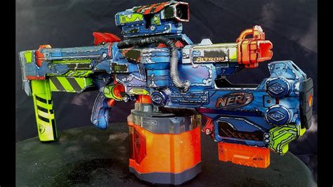 Best Nerf by Top 5 Best Nerf Mods