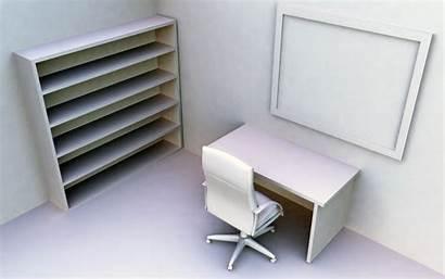 Desktop Shelf Icon Bookshelf
