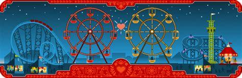 google george ferris wheel logo