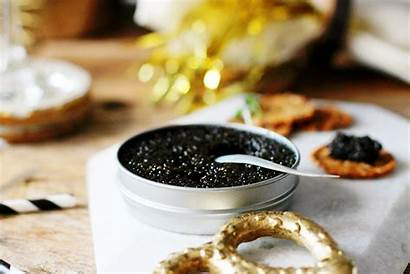 Caviar Wine Worthy Nye Treats Lifestyle Must