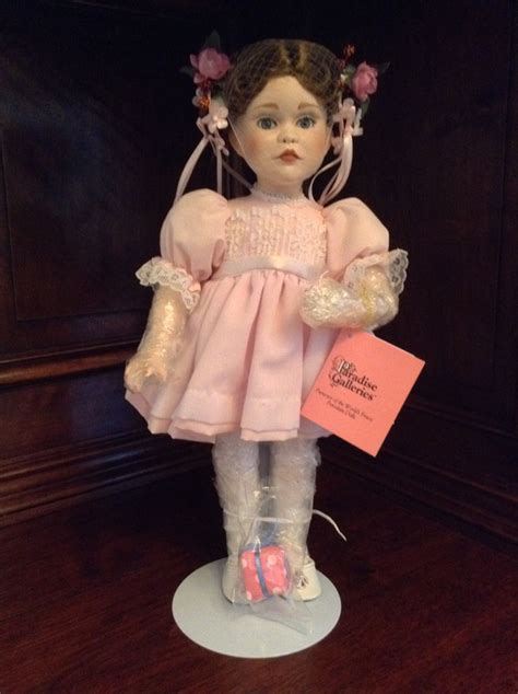 Treasury Collection Paradise Galleries Porcelain Doll