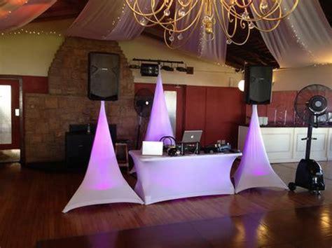 simple dj lighting setup blog cape town wedding dj western cape absolute