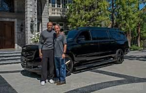 Meet Dr Dres New Custom Cadillac Escalade Esv 2017
