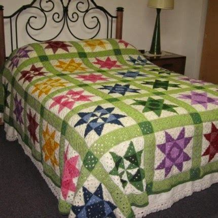 [Easy] Crochet Quilt Afghan Pattern   Diy Smartly