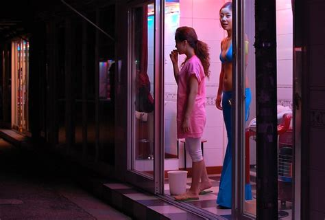 Yongsan Red Light District Flickr Photo Sharing