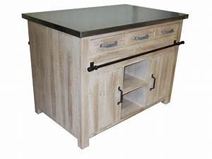 Ilot Central Pas Cher : ilot cuisine pas cher cuisine en image ~ Melissatoandfro.com Idées de Décoration
