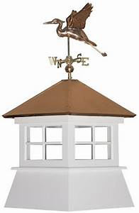 Cupolas amish country woodcraft for Cupola with weathervane