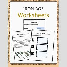Iron Age Facts, Worksheets, Information & History For Kids Studies