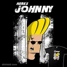 Here's Johnny Shirtoid