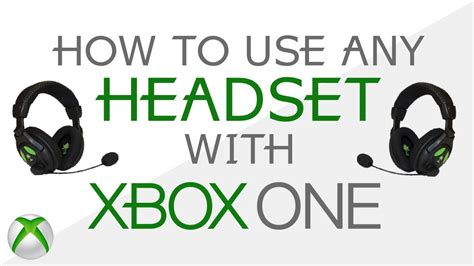 xbox headset any
