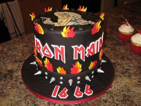 images  heavy metal cake  pinterest heavy