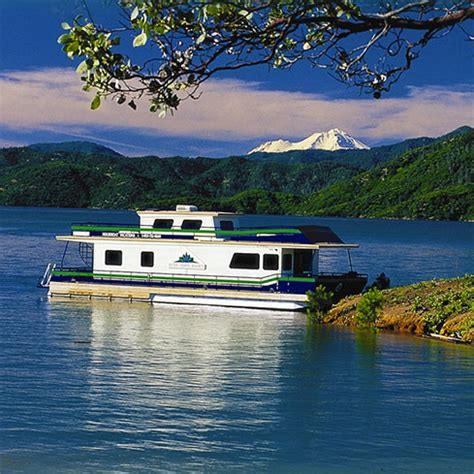 Cal Shasta Boat And Recreation Club by Shasta Lake Houseboat Trip Planning Bridge Bay Marina