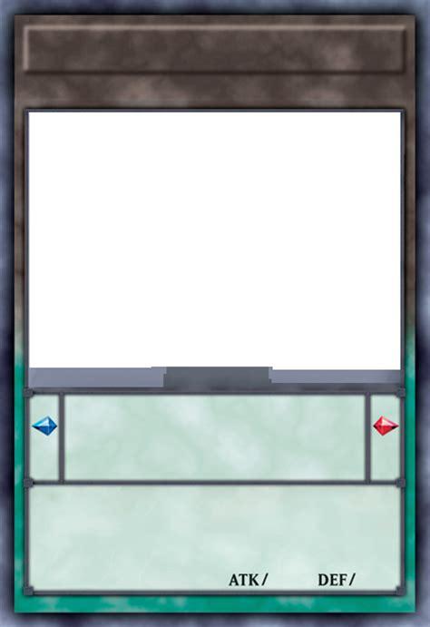 yu gi  series  layout pendulum monster templates