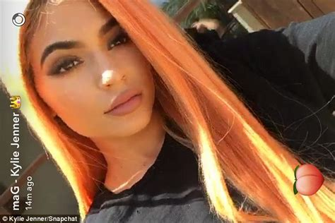 Kylie Jenner Debuts Her New Hair Color In Time For