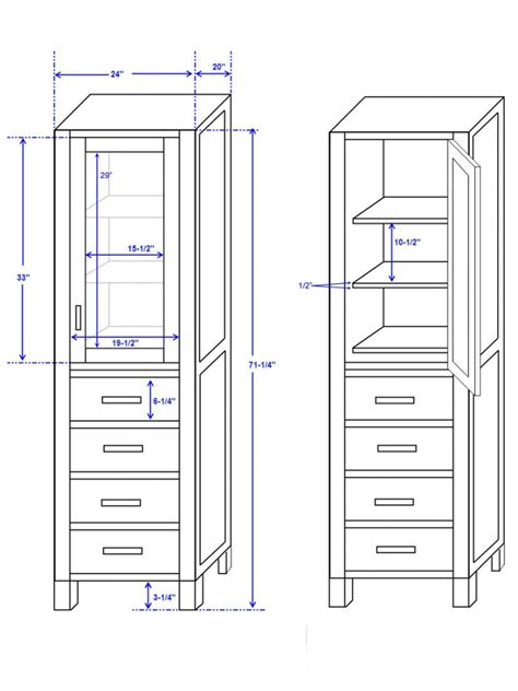 Bathroom Vanity Tower Dimensions by 60 Quot Sheffield Sink Vanity Espresso