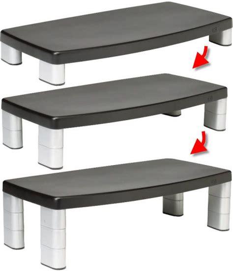 computer riser for desk 13 best images about adjustable monitor riser on pinterest
