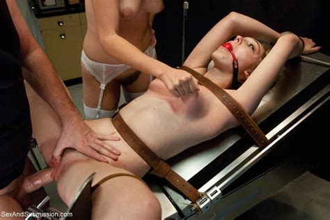 Lily LaBeau gets mind fucked and bondage sex - Pichunter