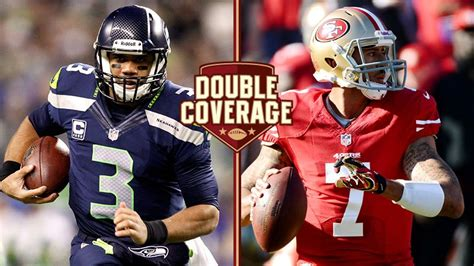 double coverage seattle seahawks  san francisco ers