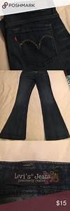 Levi 39 S Denim Jean W Floral Pocket Levis Denim Jeans