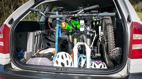 bikeinside innenraum fahrradtraeger fahrradtransport im