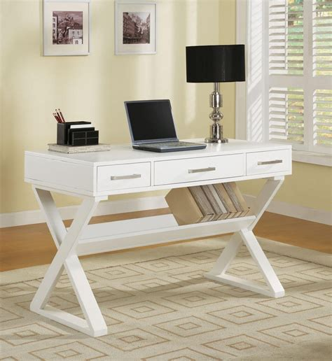 white desk with drawers furniture white small writing desk with two drawers and