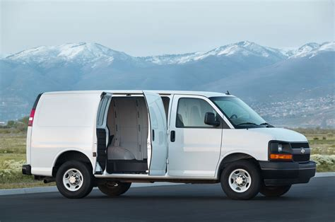 2019 Chevy Express Cargo Van 2500  2019 Suvs