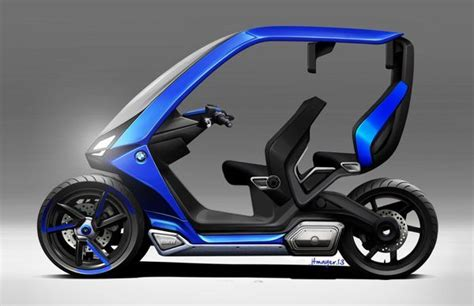 2 Person Scooter Bmw by Bmw C1 By Jean Mayer Via Behance Rendering