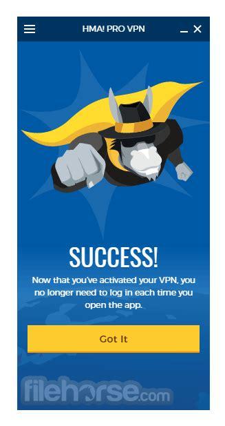 hma vpn   latest  windows
