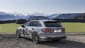 Audi Rs 4 : 530 hp audi rs4 r by abt pops and crackles exhaust ~ Melissatoandfro.com Idées de Décoration